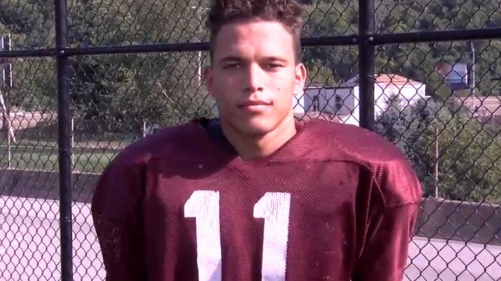 9.4.19 Player of the Week - Curtis McGhee III, Wheeling Central