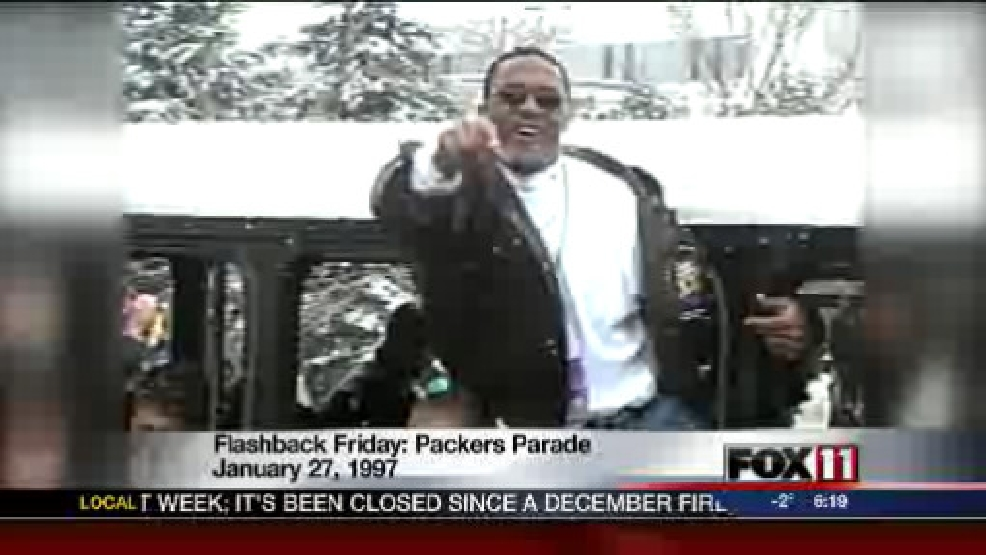 Friday Flashback Packers 1997
