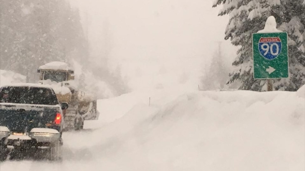 Snoqualmie Pass passes last year's entire snow total by mid-December