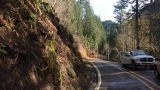 ODOT says a long-term fix to Hwy 36 landslides would cost a lot of money