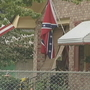 Summerville Woman Removes Confederate Flag from Front Yard After 8 Years