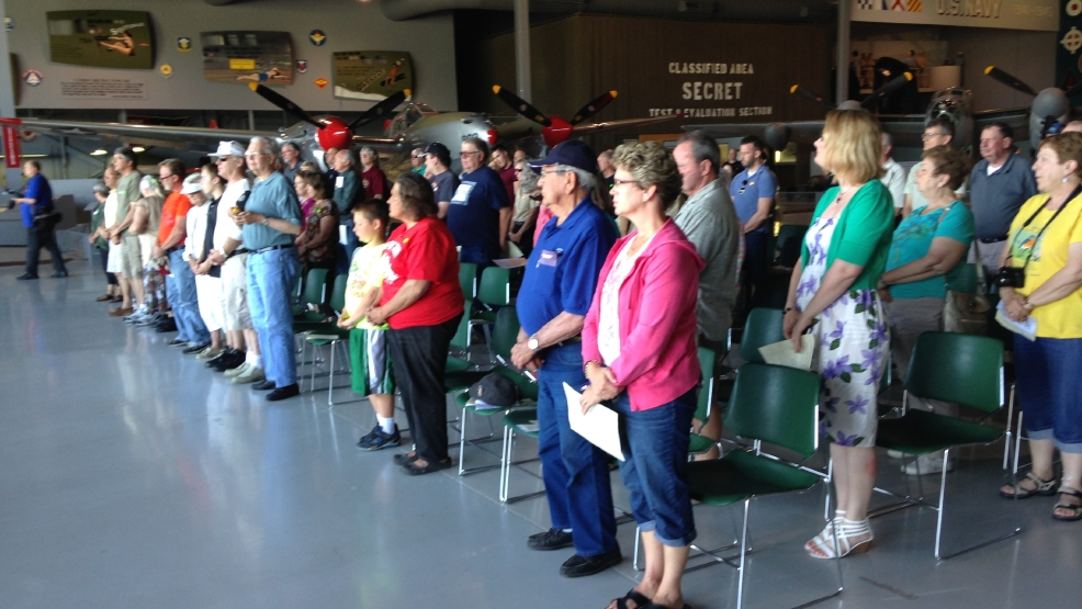 The EAA Museum in Oshkosh held a special event to honor veterans and commemorate the D-Day invasion on June 6, 1944.