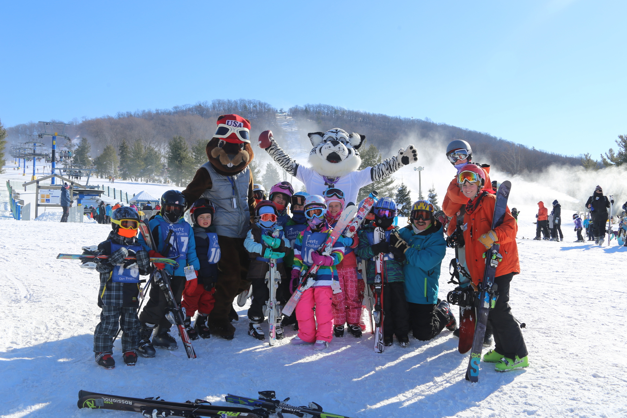 What should you know for a fun-filled first day out on the slopes?