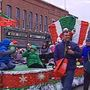 Belmont Savings Bank Christmas on the Hilltops parade a success