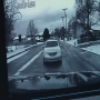 CAUGHT ON VIDEO: Dashcam shows doggy-distracted driver's crash in Utah