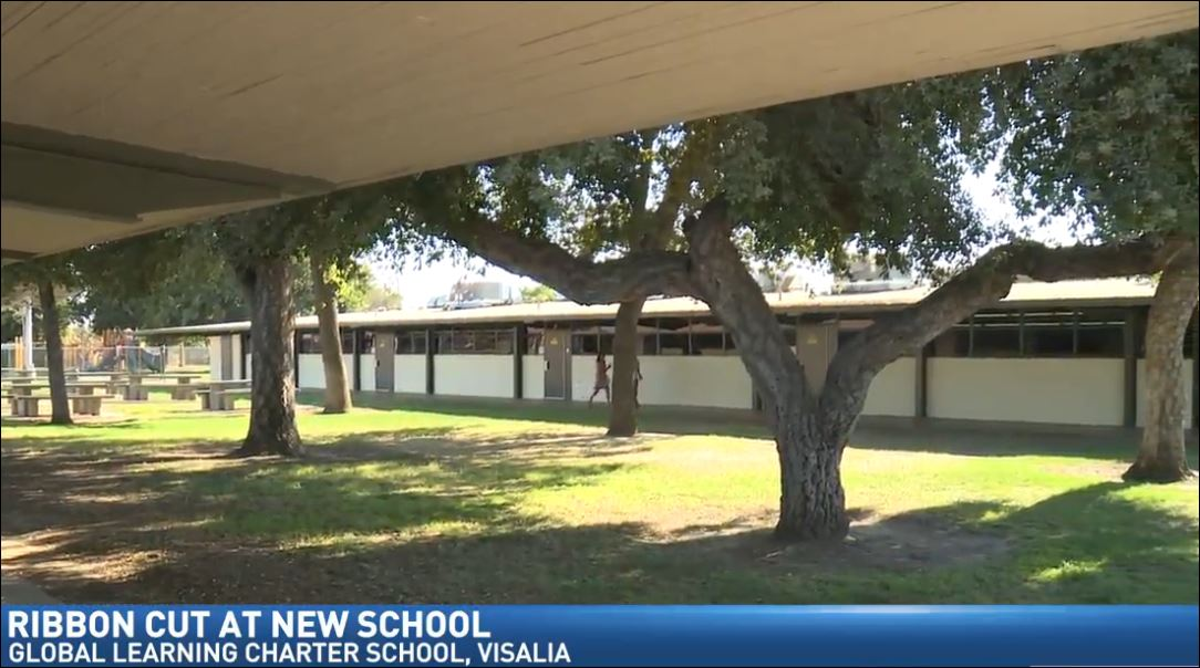 The new school will offer classes from kindergarten through 6th grade (FOX26)