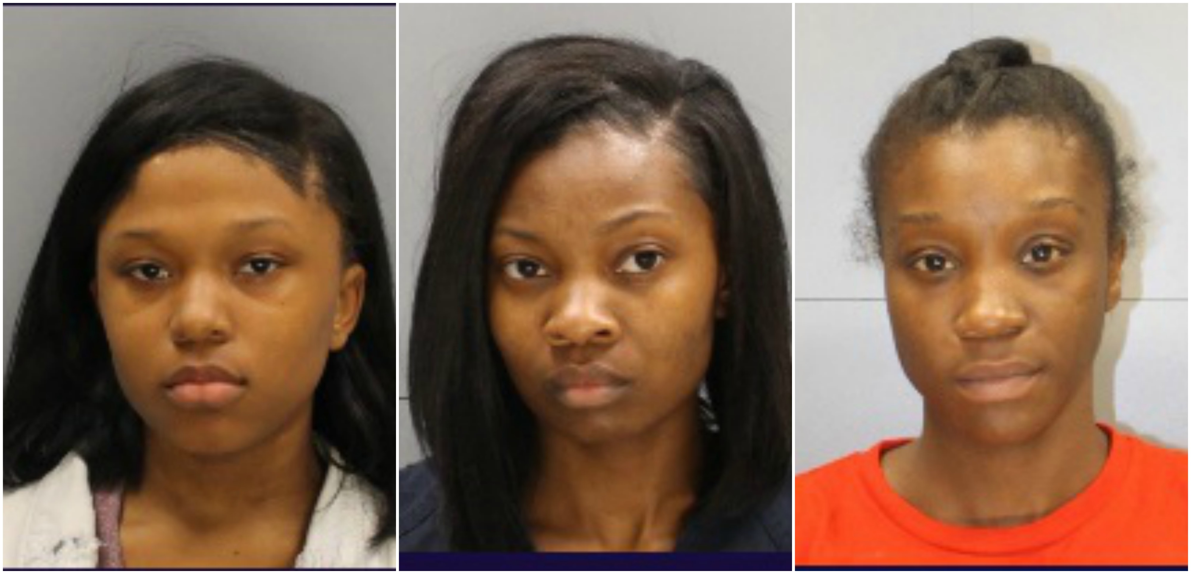 Three Sisters Accused of Assaulting a 12-Year-Old Girl{&amp;nbsp;}(Photo: Columbia Police Department)<p></p>