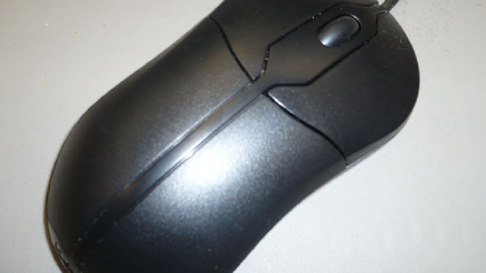 Computer mouse file photo.