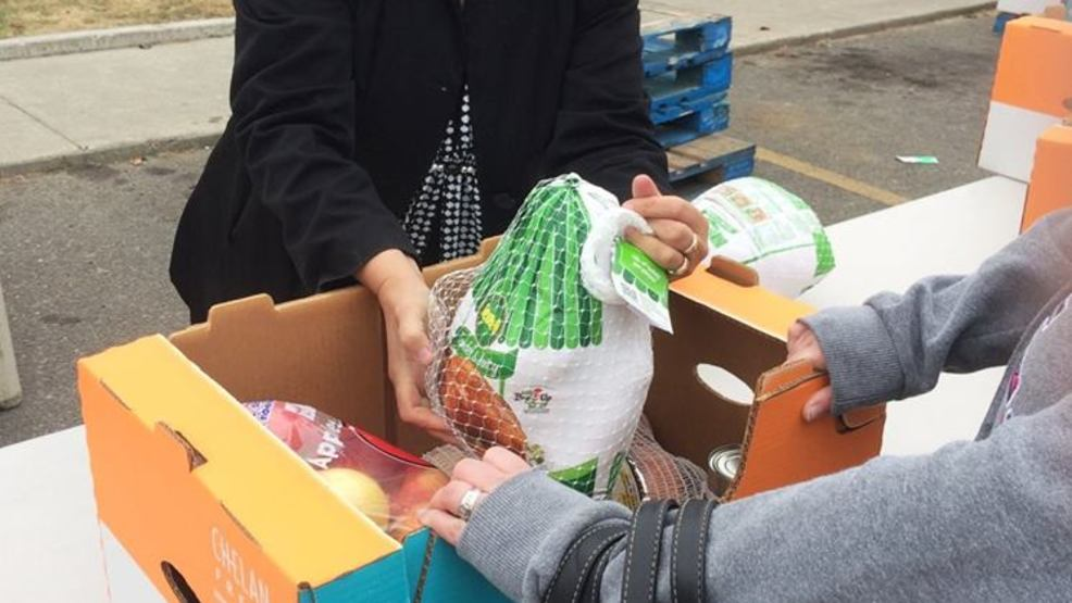 nonprofit handing out 300 free turkey meals in yakima kima
