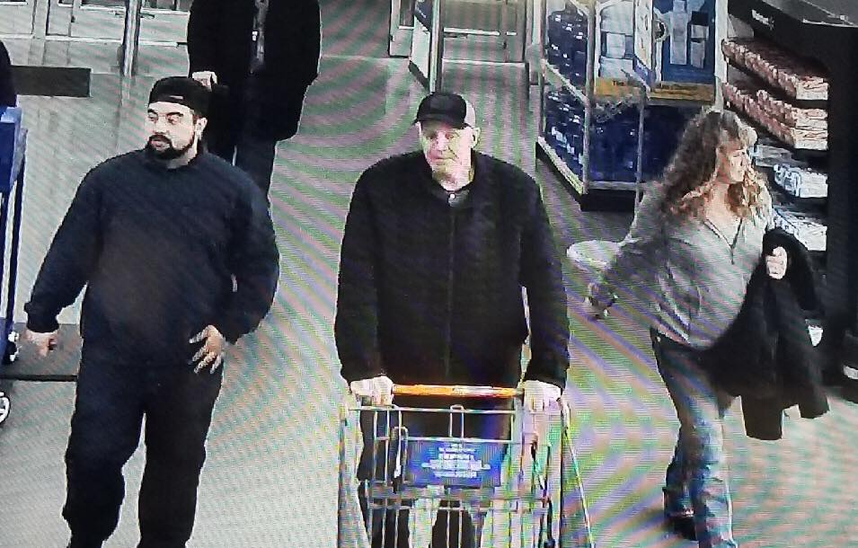 Shop lifting suspects (Oroville Police Department)<p></p><p><br></p>