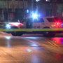 Victim shows up at hospital after being shot in face in Evanston