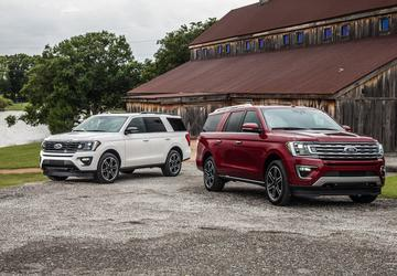 Ford boosting production to meet Expedition and Navigator demand