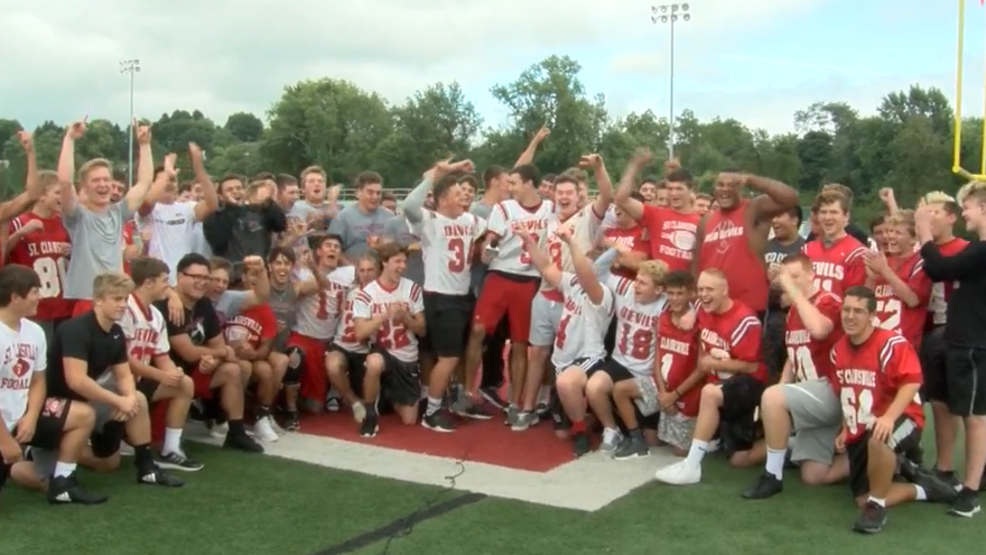 9.11.18 Team of the Week: St. Clairsville Red Devils