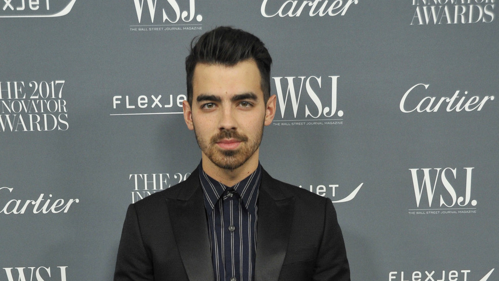 Joe Jonas 'blacked out' during best man speech