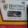 Hasting Fire Department gets new ambulance due to increased call volume