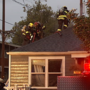 House fire on E. 18th in Eugene started in attic, officials say