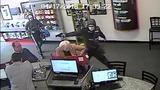 Surveillance: Butler Twp Police searching for suspects in Verizon store armed robbery