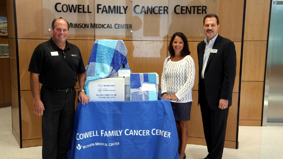 Subaru Loves to Care initiative brings warmth to cancer ...