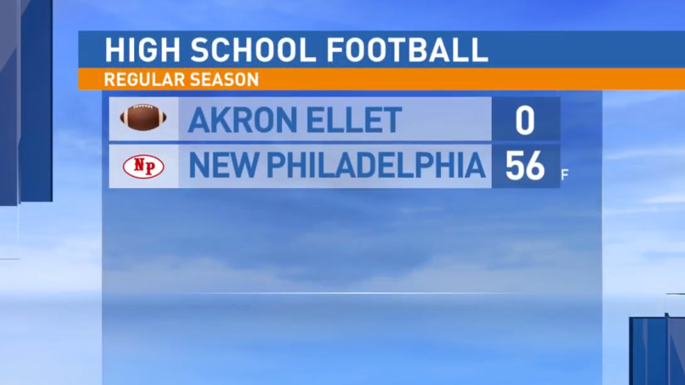 10.11.19 Highlights: Akron Ellet at New Philadelphia