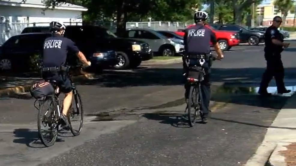 Myrtle Beach Police fight to combat PTSD within the department | WPDE
