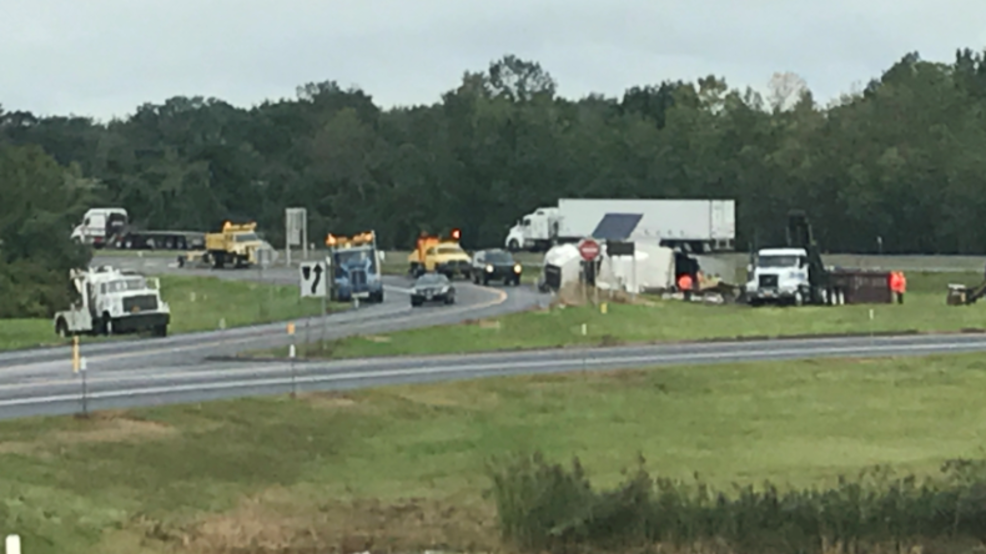 Driver seriously injured in Thruway accident | WHAM