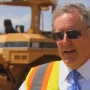 Mark Meadows tours GM Linamar ahead of town hall
