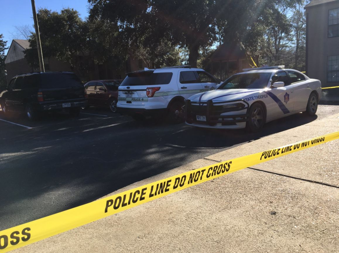 The Brinkley Police Department says the shooting occurred at Pinewood Apartments. (KATV Photo)