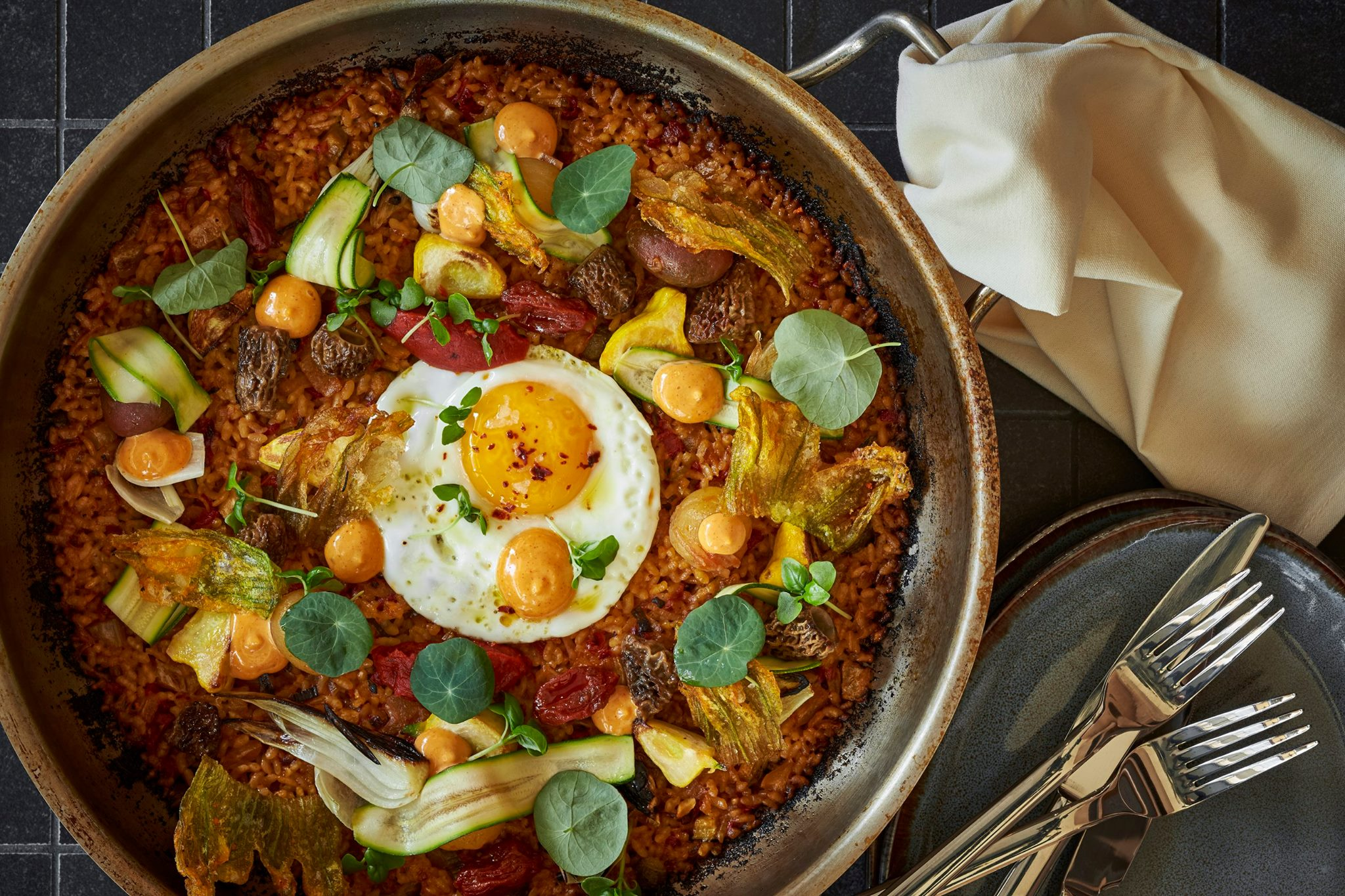&quot;In D.C., I have to hand it to Arroz.&quot; (Image: Greg Powers)<p></p>
