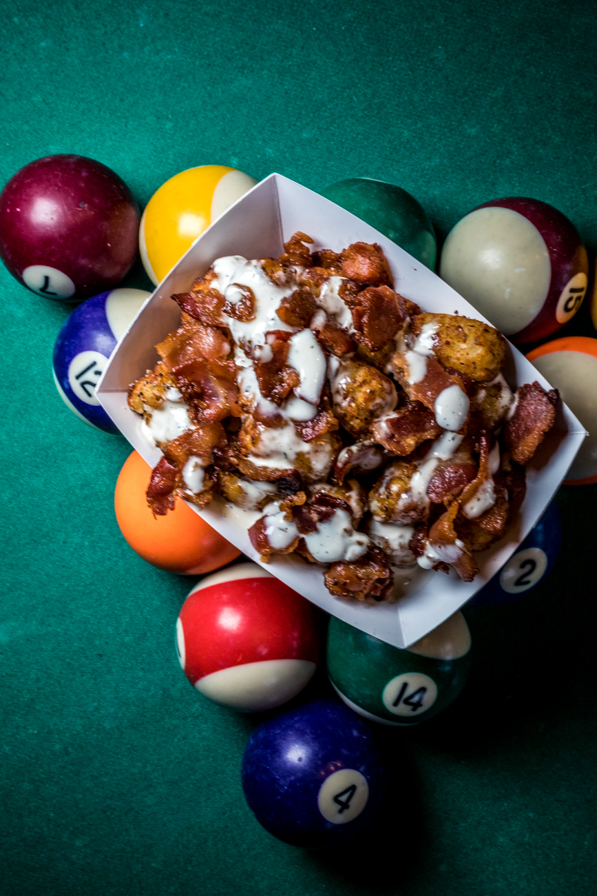 Bacon ranch tater tots / Image: Catherine Viox{ }// Published: 2.13.20
