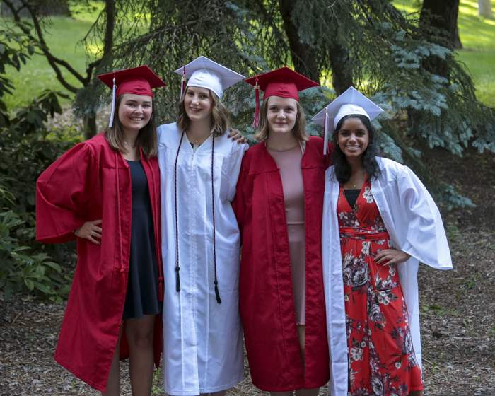 Ashland High Class of 2017 Graduation. [ // PHOTOS BY: LARRY STAUTH JR]