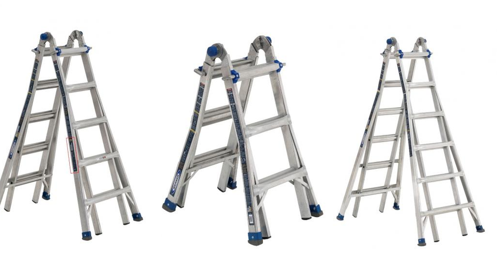 78,000 ladders sold at Lowe's and Home Depot recalled due