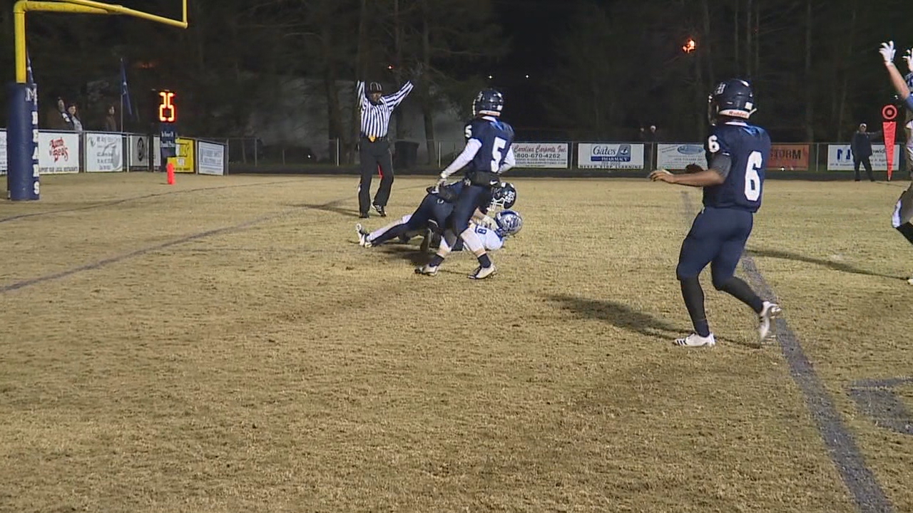 Polk County vs. Mt. Airy, 11-17-17