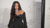 Rihanna and friends light up 3rd annual Diamond Ball for charity