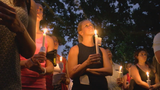 Candlelight vigil held in honor of murdered jogger Wendy Martinez