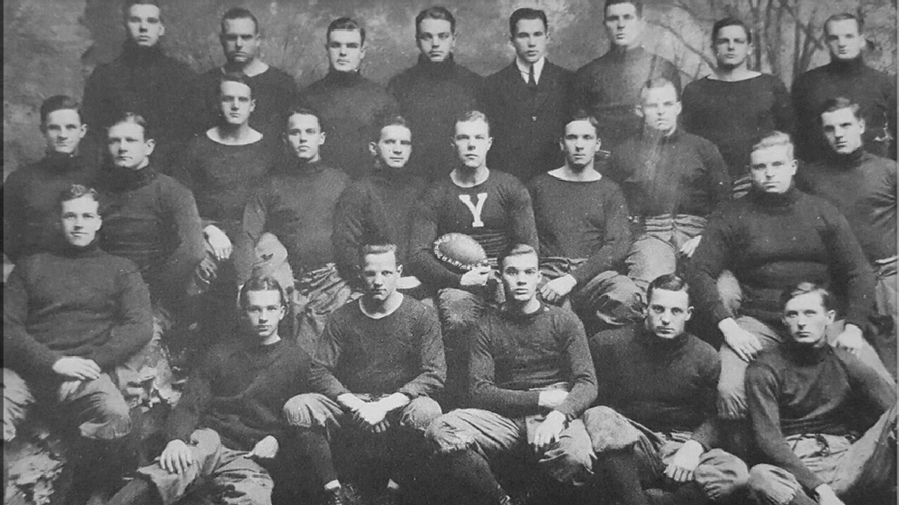 GREATEST MOMENTS | Yale beat Harvard in the 1909 'Battle ...