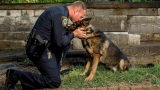 Lynchburg Police Department holds retirement ceremony for K9 Agar