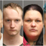 Parole check ends with meth bust, four charged in Rome