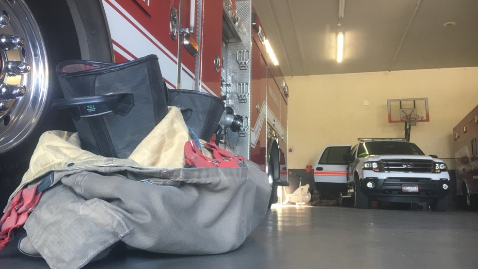 Myrtle Beach Fire Rescue gets grant to help firefighters