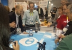 Baby boomers check out technology at CES for AARP