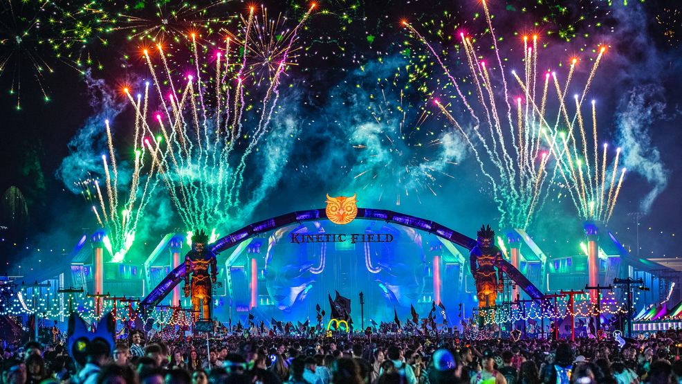 More than two dozen felony arrests made during first night of EDC 2019