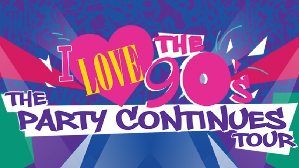 I Love the '90s - The Party Continues Tour