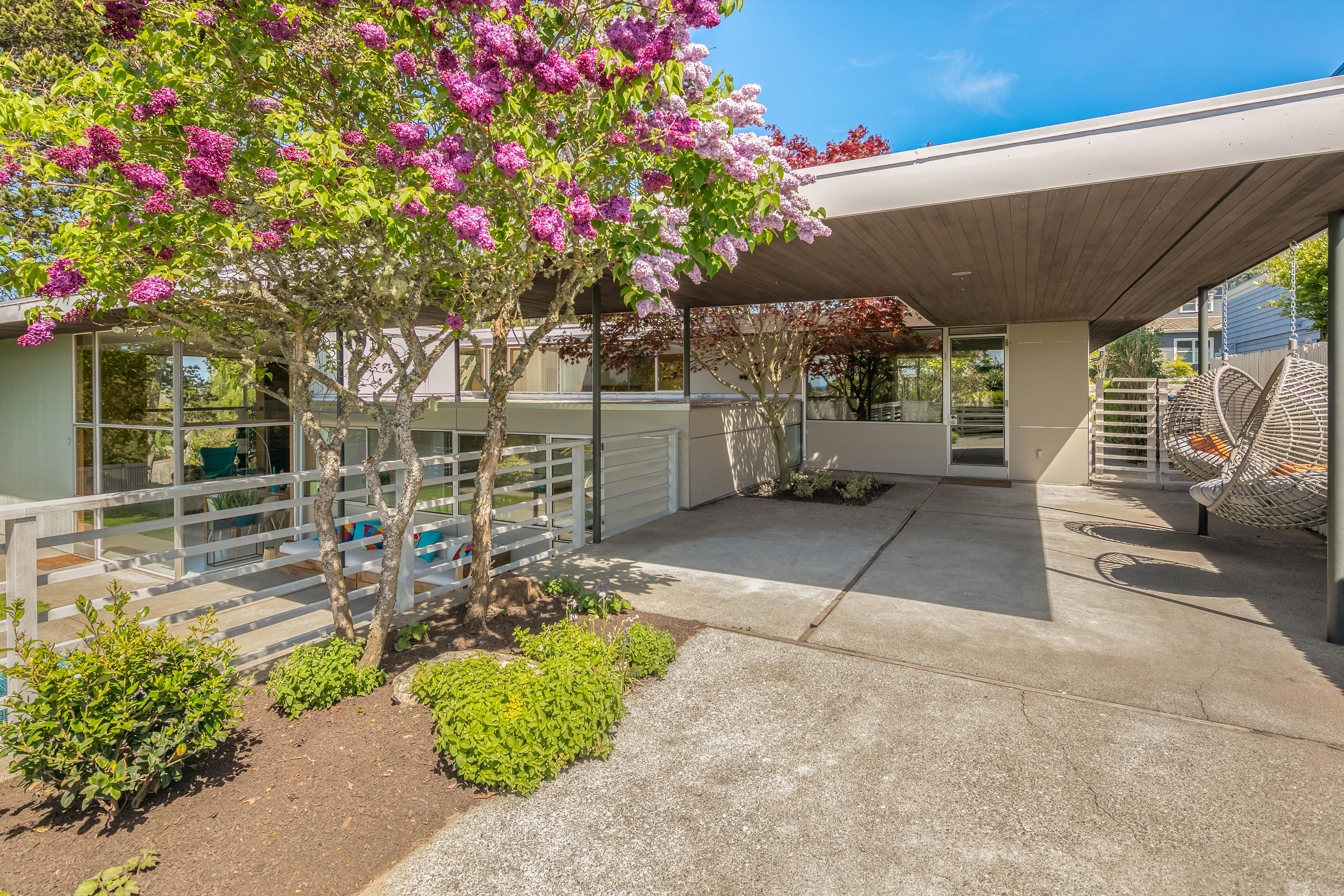 "For all you Mid-century modern enthusiasts, this home is not to be missed. Local architect Robert Dietz (who served on the design committee for the '62 World's Fair and Dean of the UW School of Architecture), designed this home back in the heyday of his career.{&nbsp;}<a  href=""https://www.windermere.com/listing/WA/Seattle/3455-38th-Ave-W-98199/94926847"" target=""_blank"" title=""https://www.windermere.com/listing/WA/Seattle/3455-38th-Ave-W-98199/94926847"">Listed for $1,888,000 by Windermere</a>, the dramatic two-story banks of windows ""interplay with more intimate spaces, with spectacular terrazzo flooring in the entry and living room."" There is also indoor and outdoor connectivity from multiple rooms. The 3,869 square footer has 5 beds and 2.5 baths.{&nbsp;}<a  href=""https://www.windermere.com/listing/WA/Seattle/3455-38th-Ave-W-98199/94926847"" target=""_blank"" title=""https://www.windermere.com/listing/WA/Seattle/3455-38th-Ave-W-98199/94926847"">Find this listing on Windermere MLS #1446852</a>{&nbsp;}(Image: Brandy Gaebler / Clarity NW Photography)."