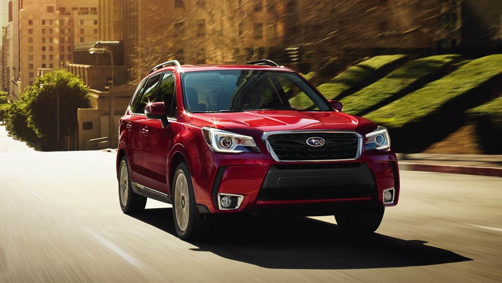 Sponsored 7 Highlights Of The 2018 Subaru Forester