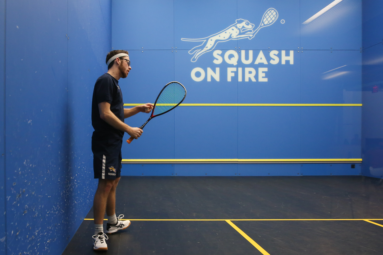 If you're still looking for weekend plans, fear not. March 2-4, you can head over to Squash on Fire in the West End and watch the College Squash Association's Individual Championships. The competition is shaping up to be pretty dramatic, even for those of us who don't totally understand squash - we saw at least one racquet tossed during a match. Although part of the competition is also happening at the George Washington campus, you can sit at Squash on Fire's Upper West Side Cafe, grab a few drinks and spend an afternoon watching squash matches up close and personal. (Amanda Andrade-Rhoades/DC Refined)