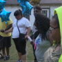 Friends and family gather to honor the life of crash victims