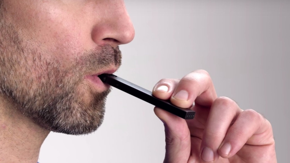 Us agency cracks down on juul e cigarette popular in schools