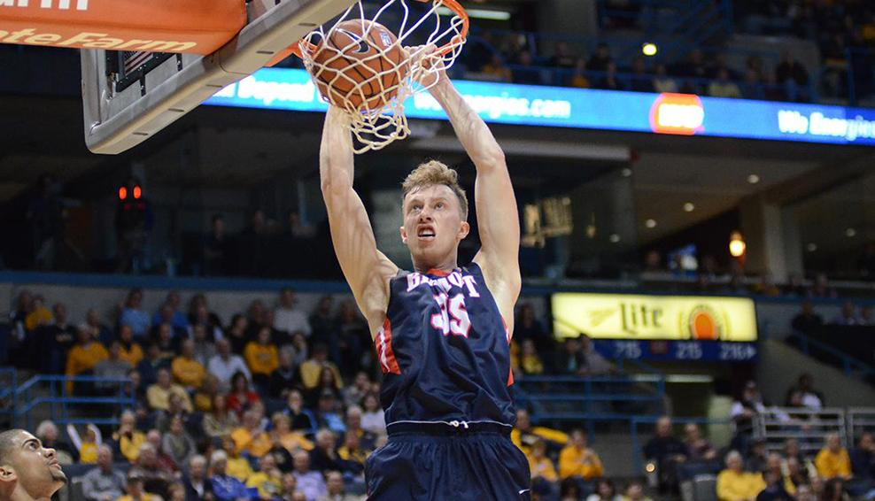 Belmont's Evan Bradds averages 20.8 points per game on 64.1% field-goal shooting. (Photo courtesy Belmont Athletics)
