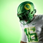 Ducks don green, yellow and white against Cal