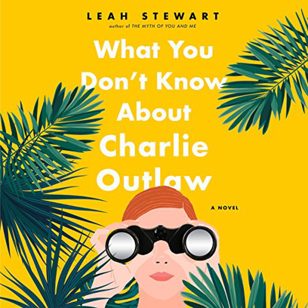 "Leah Stewart's, ""What You Don't Know About Charlie Outlaw"" centers around an actor named Charlie Outlaw who flees to an island to get out of the spotlight and reevaluate a recent breakup. / Image courtesy of Audible // Published: 3.23.20"