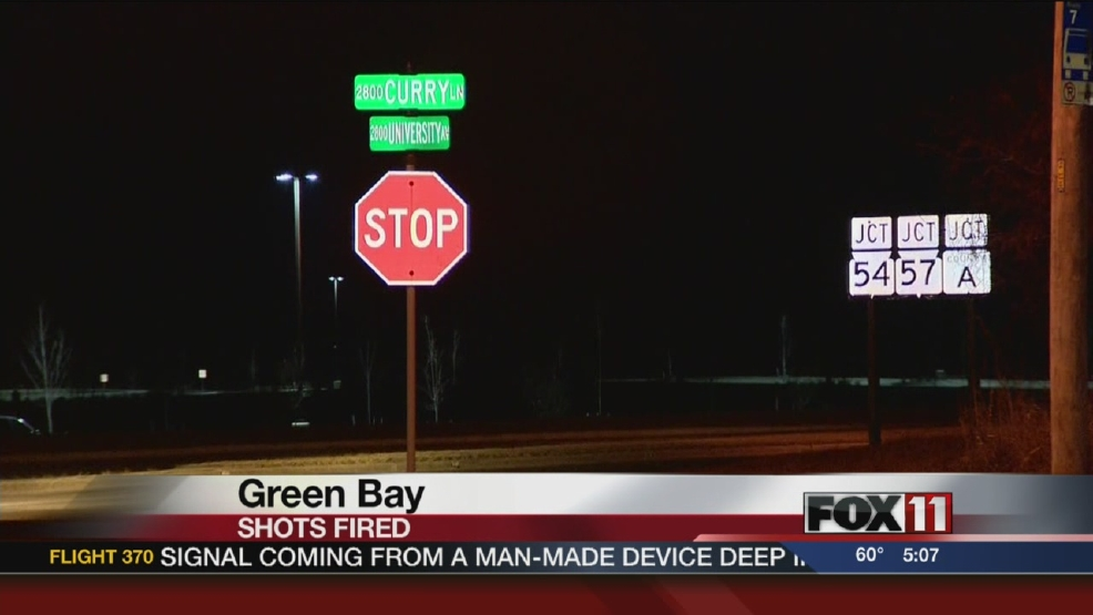 Police: Two men in custody after shots fired in Green Bay